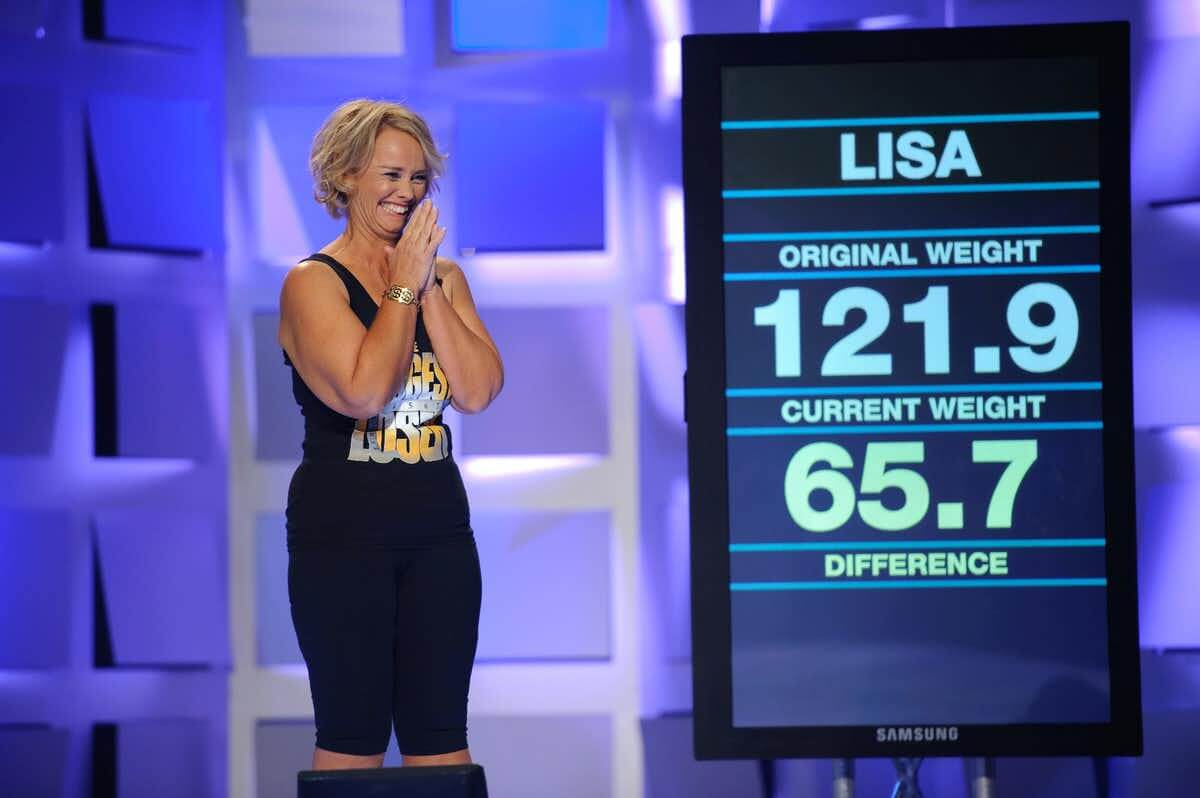 Biggest Loser Weight loss