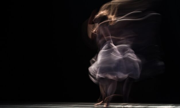 How Dancing Helps Me think, and Thinking Helps Me Dance.