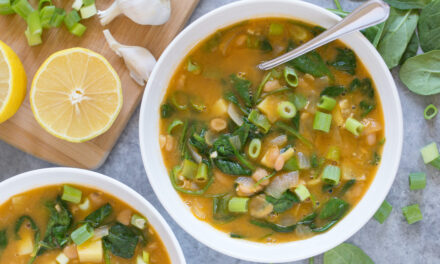 3 Healthy Soups to Break a Fast