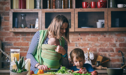 Busy Mom Eating Strategies for Weight Loss