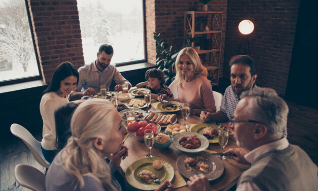 Constructive Arguing Can Help Keep the Peace at Your Thanksgiving table