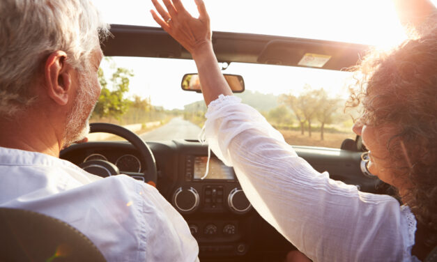 One Spouse's View Of Aging May Sway The Other's Health