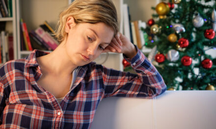 How To Spot And Cope With Holiday Depression