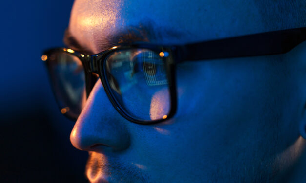 Blue-Light Glasses Improve Your Sleep And Work