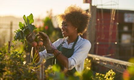 Growing Food And Protecting Nature Don't Have To Conflict