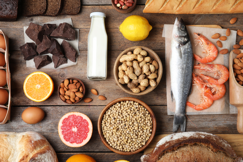 To make Intermittent Fasting Easier, Avoid the Most Common Foods With Allergens