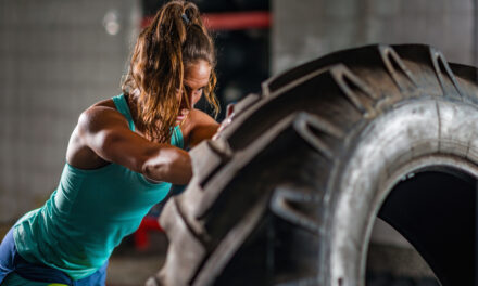 How To Use Tires in Your Workout Regimen
