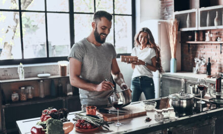 Home Cooking Is Healthier, But Income Plays A Role