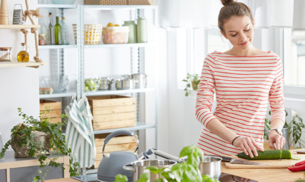 How Going Green in Your Kitchen Benefits Your Health